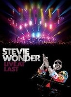 DVD Stevie Wonder: Live At Last