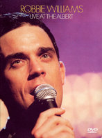 DVD Robbie Williams - Live at the Albert / Robbie Williams: Live At The Albert