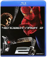 Blu-Ray �������-���� 2 (Blu-Ray) / Spider-Man 2