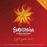 Audio CD ������� �����-����� ����������� 2012 / Various Artists: Eurovision Song Contest - Baku 2012.