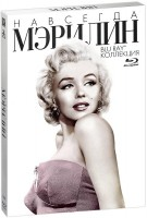 Blu-Ray Мэрилин навсегда. Blu-Ray коллекция (7 Blu-Ray) / Forever Marilyn. The Blu-ray Collection: Gentlemen Prefer Blondes / How to Marry a Millionaire / River of No Return / There's No Business Like Show Business / The Seven Year Itch / Some Like It Hot / All About Eve