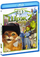 ���� 2 (Real 3D Blu-Ray) / Shrek 2