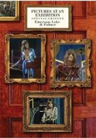 DVD Emerson, Lake & Palmer: Pictures at an Exhibition
