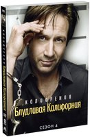 ��������� ����������. ����� 4 (2 DVD) / Californication / ����������