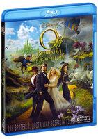 Оз: Великий и Ужасный (Blu-Ray) / Oz the Great and Powerful