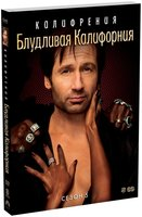 ��������� ����������. ����� 5 (2 DVD) / Californication / ����������