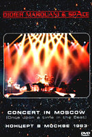 DVD Didier Marouani & Space. Concert in Moscow (Once Upon a Time in the East) / Концерт в Москве 1983