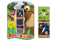 Маша и Медведь. Игрушка. Телефон GT5736. ТМ Маша и Медведь