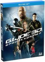 Blu-Ray G.I. Joe: Бросок кобры 2 (Real 3D Blu-Ray) / G.I. Joe: Retaliation
