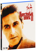 Blu-Ray �������� ���� 2 (Blu-Ray) / The Godfather II