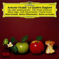 Herbert von Karajan: Antonio Vivaldi - The Four Seasons