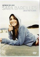 DVD + Audio CD Between The Lines: Sara Bareilles - Live At The Fillmore (DVD + CD)