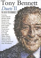 DVD Tony Bennett: Duets II, The Great Performances