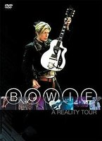 DVD David Bowie: A Reality Tour