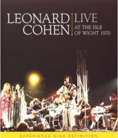 Blu-Ray Leonard Cohen: Leonard Cohen Live at the Isle of Wight (Blu-Ray)