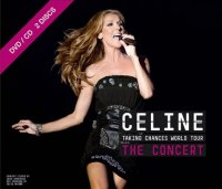 Celine Dion: Taking Chances World Tour - The Concert (DVD + CD)