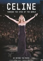 DVD Celine Dion: Through The Eyes Of The World
