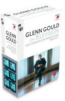 DVD Glenn Gould on Television: The Complete CBC Broadcasts (1954 to 1977) (10 DVD)