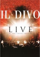 DVD Il Divo: Live At The Greek
