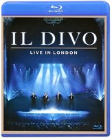 Blu-Ray Il Divo: Live in London (Blu-Ray)