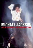 DVD Michael Jackson. Live in Bucharest: The Dangerous Tour