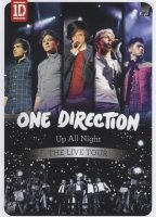 DVD One Direction: Up All Night - The Live Tour