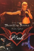 DVD Pink:Live From Wembley Arena, London, England / P!nkLive From Wembley Arena, London, England