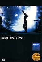 DVD Sade: Lovers Live