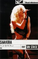 DVD Shakira: Live & Off The Record
