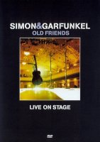 DVD Simon & Garfunkel: Old Friends Live On Stage