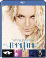Britney Spears. Live: The Femme Fatale Tour (Blu-Ray)
