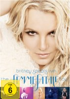 DVD Britney Spears. Live: The Femme Fatale Tour