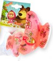 Маша и Медведь: Заколка. Крабик розовый