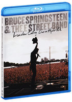 Blu-Ray Bruce Springsteen & The E Street Band. London Calling: Live In Hyde Park (Blu-Ray)