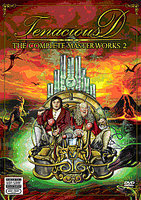 DVD Tenacious D: The Complete Master Works Vol.2 (2 DVD)