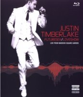 Blu-Ray Justin Timberlake: FuturSex / LoveShow. Live from Madison Square Garden (2 Blu-Ray)
