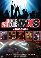 DVD Various Artists. The Rock Star: INXS The DVD