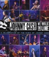 Blu-Ray Various Artists. We Walk The Line: A Celebration of the Music of Johnny Cash (Blu-Ray)