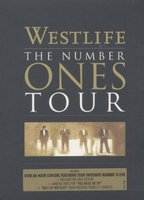 DVD Westlife: The Number Ones Tour