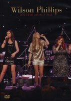 DVD Wilson Phillips: Live from Infinity Hall