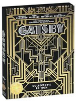 ������� ������ + ��������� + ����� �������� � ������� (Blu-Ray + CD) / The Great Gatsby
