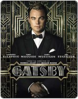 ������� ������ [�������� ����] + �������� (Real 3D Blu-Ray) / The Great Gatsby