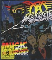 DVD + Audio CD Aerosmith: Music From Another Dimension (2 CD + DVD)