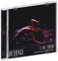 DVD + Audio CD Beyonce: I Am... Yours An Intimate Performance At Wynn Las Vegas (2CD + DVD)