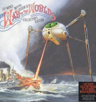 DVD + Audio CD Jeff Wayne: Jeff Wayne's Musical Version of War of t (6 CD+ DVD)