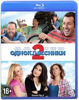 Одноклассники 2 (Blu-Ray) / Grown Ups 2