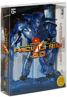 ������������� ����� + ������� ������� (Real 3D Blu-Ray + Blu-Ray + DVD) / Pacific Rim