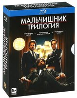 Blu-Ray Мальчишник. Трилогия (3 Blu-Ray) / The Hangover / The Hangover Part II / The Hangover Part III