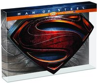 Человек из стали (Real 3D Blu-Ray + 2D Blu-Ray + 3 открытки) (Blu-Ray 3D + Blu-Ray) / Man of Steel