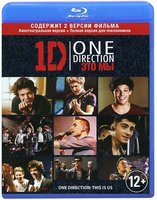 Blu-Ray One Direction: ��� �� (Blu-Ray) / This Is Us